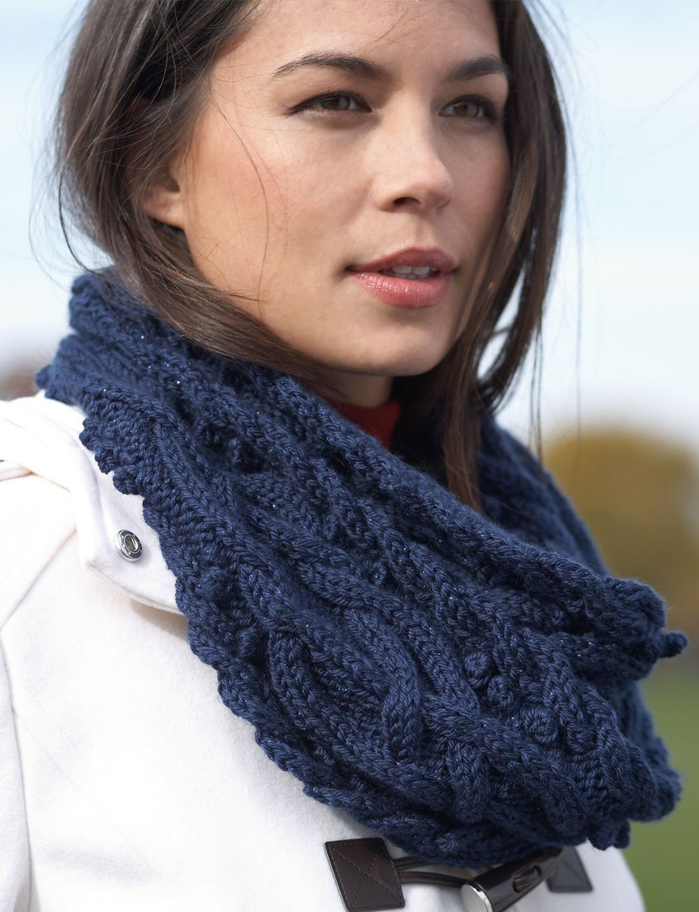 Fresh Mystic Vines Cable Cowl Knitted Cowl Of Brilliant 41 Models Knitted Cowl