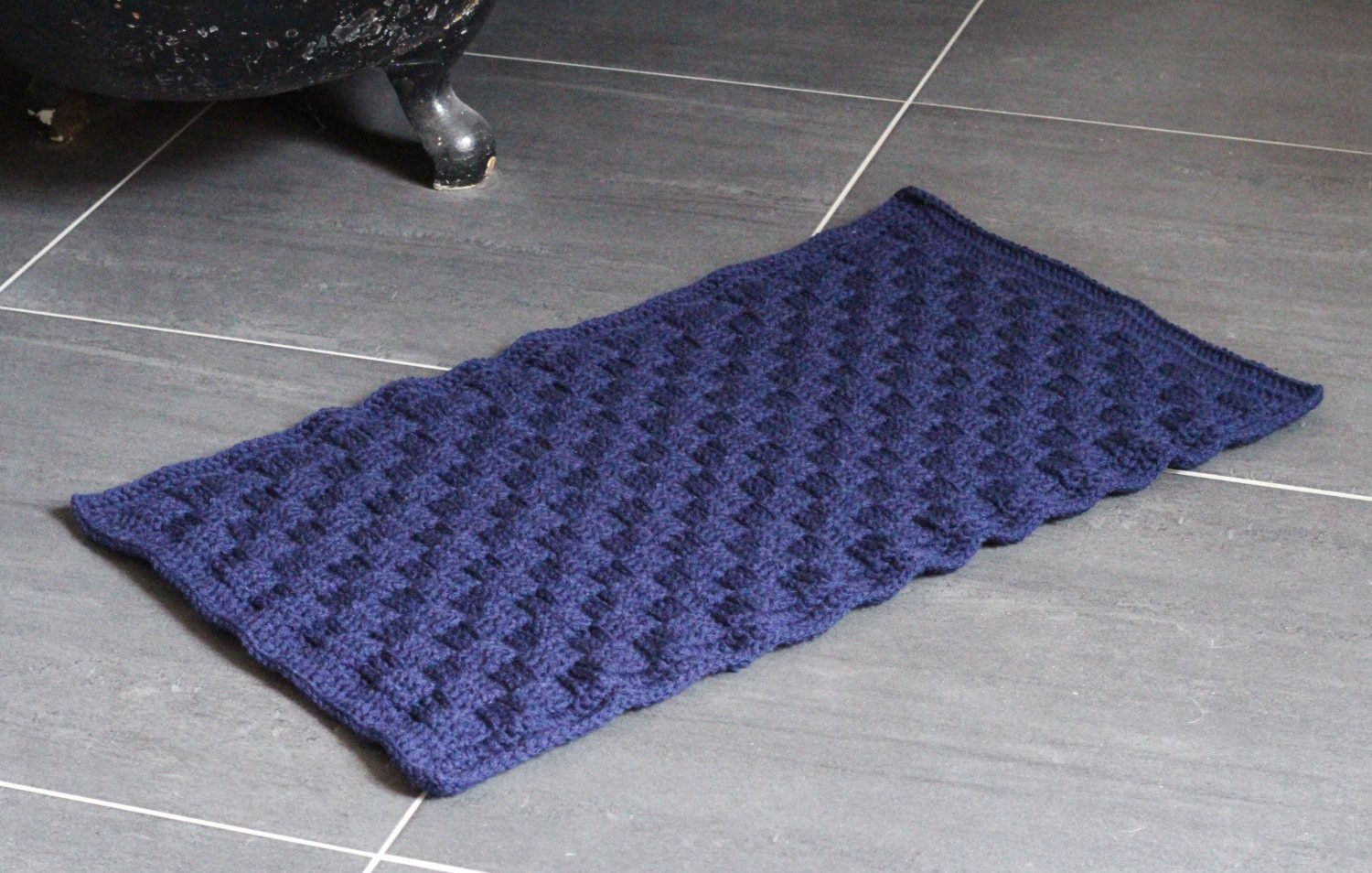 Fresh Navy Rug Navy Bath Mat Navy Crochet Rug Navy Crochet Bath Crochet Bathroom Rug Of Great 43 Images Crochet Bathroom Rug
