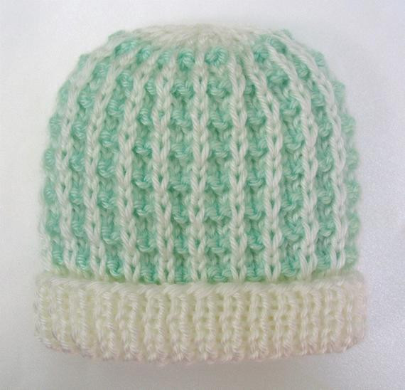 Fresh Newborn Hospital Hat Hand Knit Baby Hat Baby Beanie Cap Knitting Baby Hats for Hospitals Of Beautiful 50 Pics Knitting Baby Hats for Hospitals