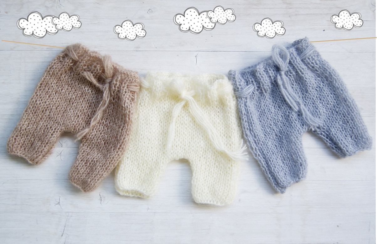 Fresh Newborn Photo Props Mohair Knit Pants Baby Boy Knitted Knit Baby Pants Of Attractive 44 Pics Knit Baby Pants