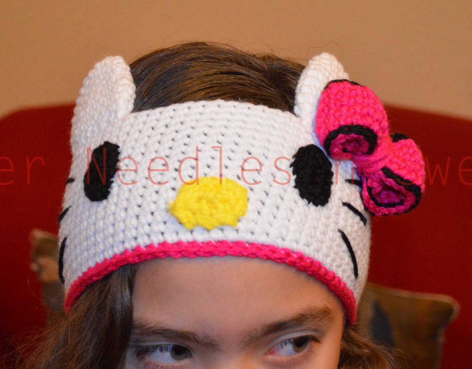 Fresh Paper Needles N Sweets Hello Kitty Crochet Headband Hello Kitty Crochet Pattern Of Luxury 47 Images Hello Kitty Crochet Pattern