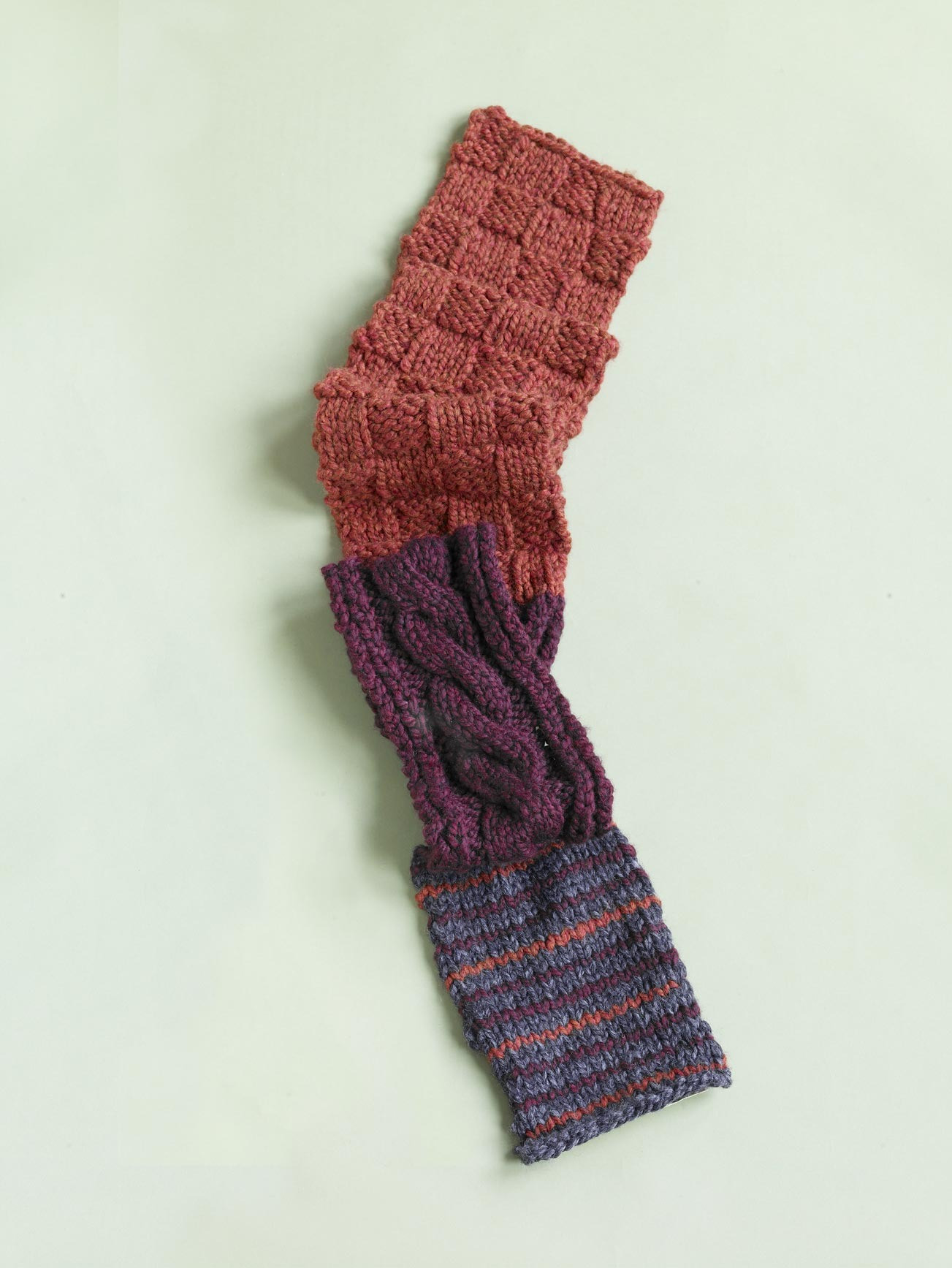 Fresh Pattern Sampler Scarf In Lion Brand Wool Ease Thick Lion Yarn Patterns Of Delightful 41 Images Lion Yarn Patterns