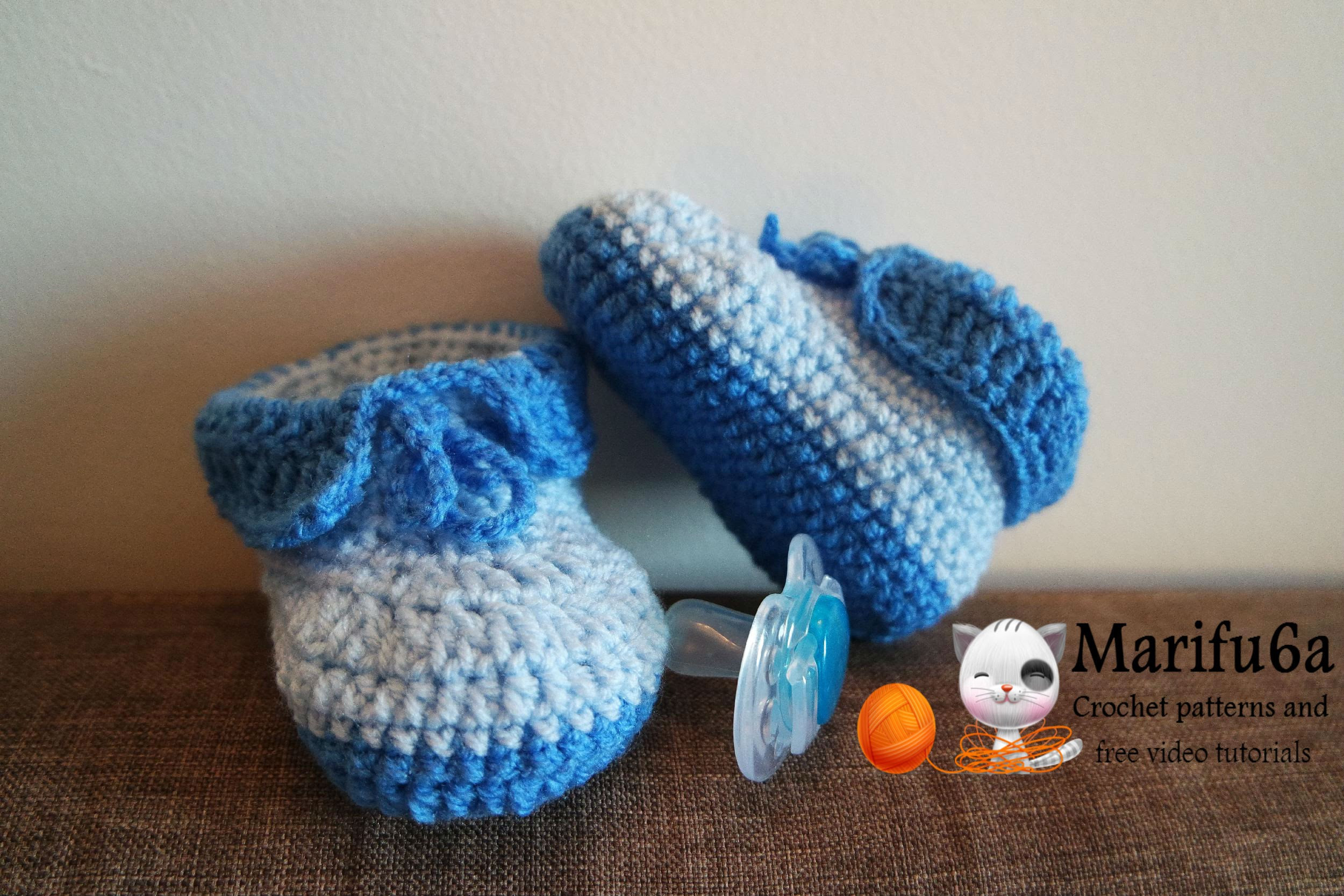 Fresh Perfect Fit and fort Easy Crochet Baby Booties Crochet Newborn Booties Of Marvelous 40 Ideas Crochet Newborn Booties