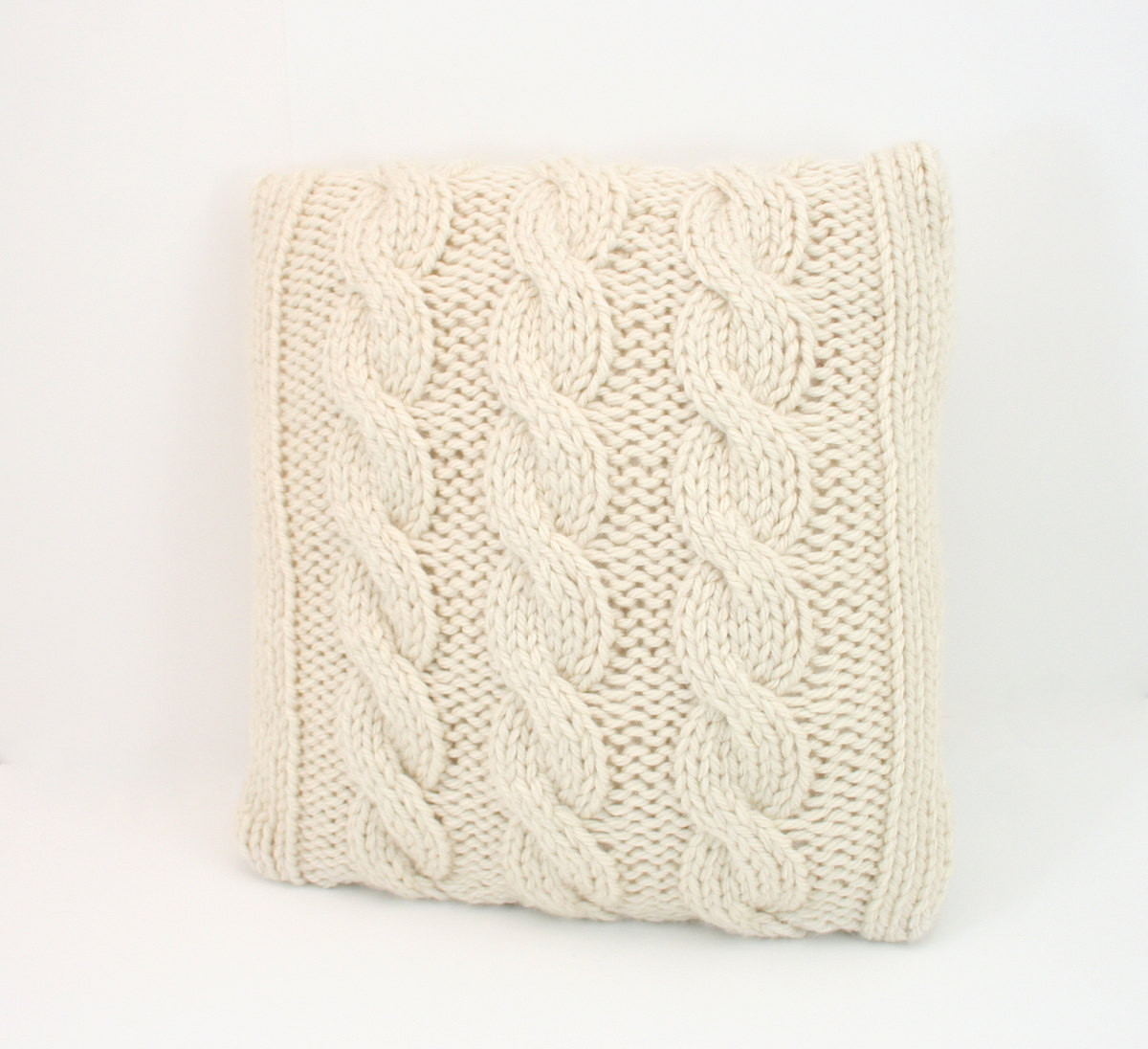 Fresh Pillow Cover Knitting Pattern Cabled Pillow Cover Knit Pillow Cover Pattern Of Amazing 45 Pics Knit Pillow Cover Pattern