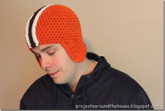 Fresh Projects Around the House Crochet Football Helmet Hat Pattern Crochet Football Helmets Of Lovely 48 Pics Crochet Football Helmets