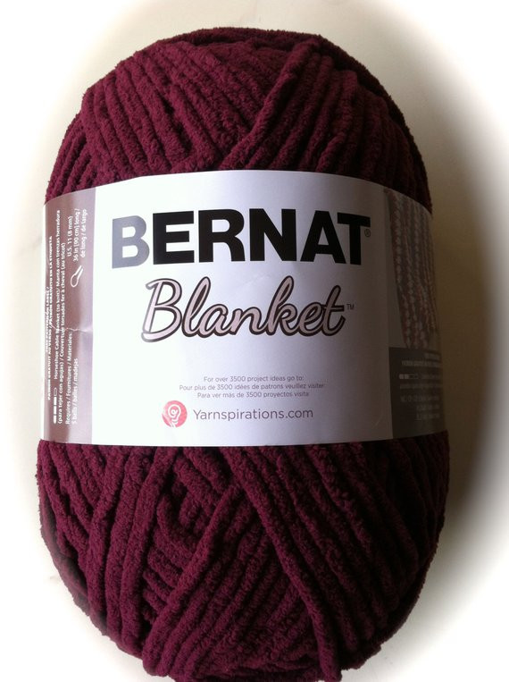 Fresh Purple Plum Bernat Blanket Yarn Big by Dcoyshouseofyarn Bernat Chunky Blanket Yarn Of Fresh 50 Ideas Bernat Chunky Blanket Yarn