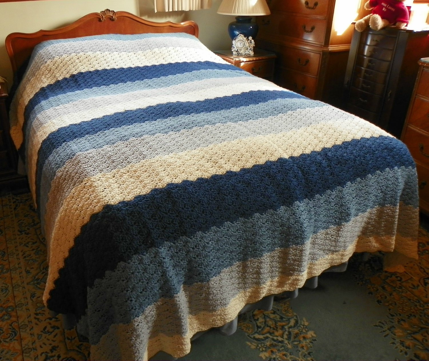Fresh Queen Sized Shell Pattern Crochet Bedspread Free Crochet Bedspread Patterns Of Unique 48 Photos Free Crochet Bedspread Patterns
