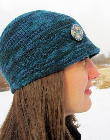 Fresh Quest Hats 2 Versions Knitty Winter 2011 Knit Hat with Brim Of Contemporary 48 Pictures Knit Hat with Brim