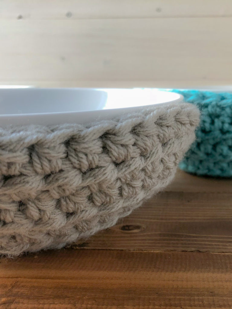 Fresh Quick Easy Bowl Cozies Winding Road Crochet Crochet Bowl Cozy Of New 36 Images Crochet Bowl Cozy