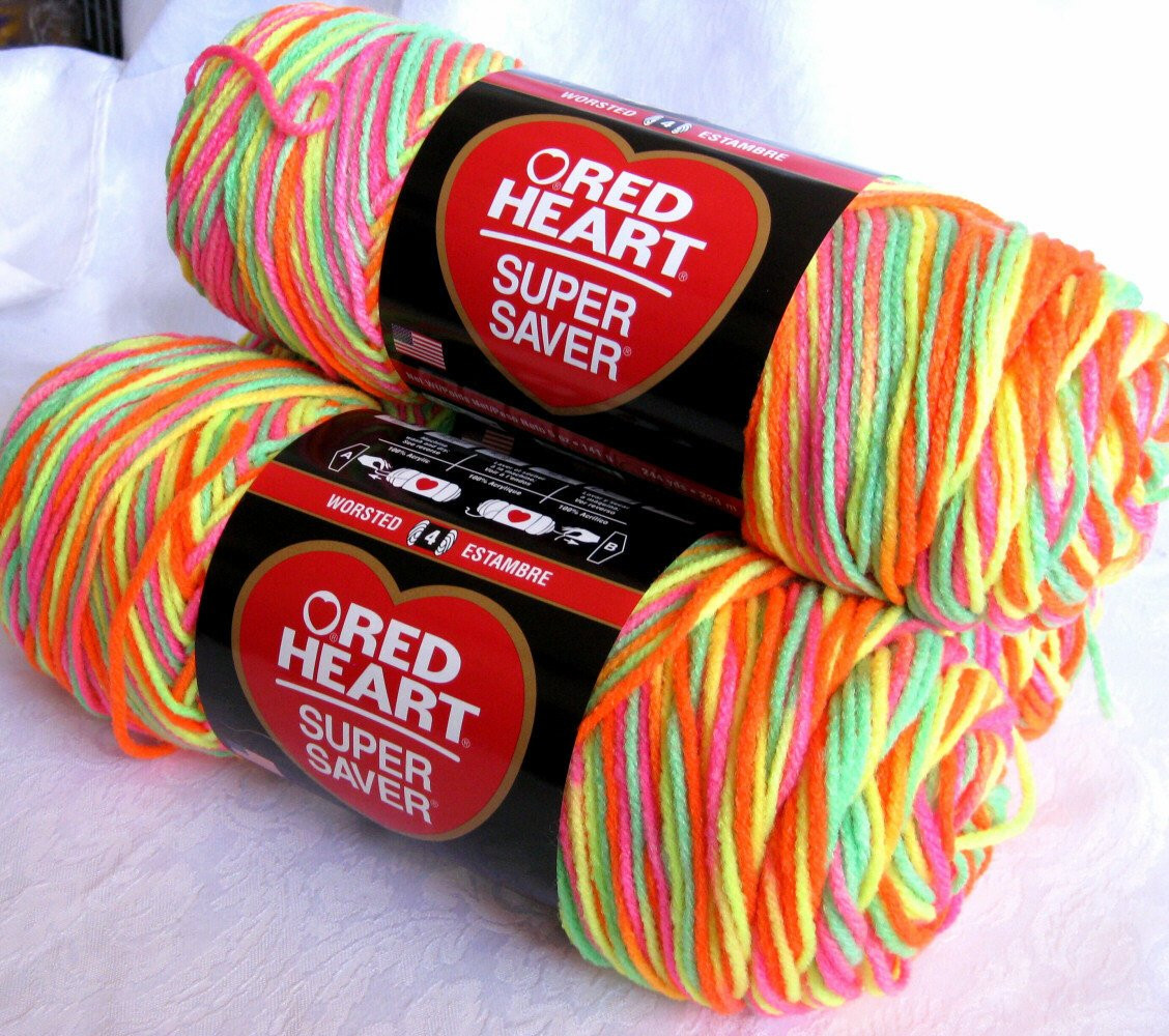 Fresh Red Heart Super Saver Yarn Day Glow Neon Style Yarn by Heart Yarn Of Brilliant 50 Images Heart Yarn