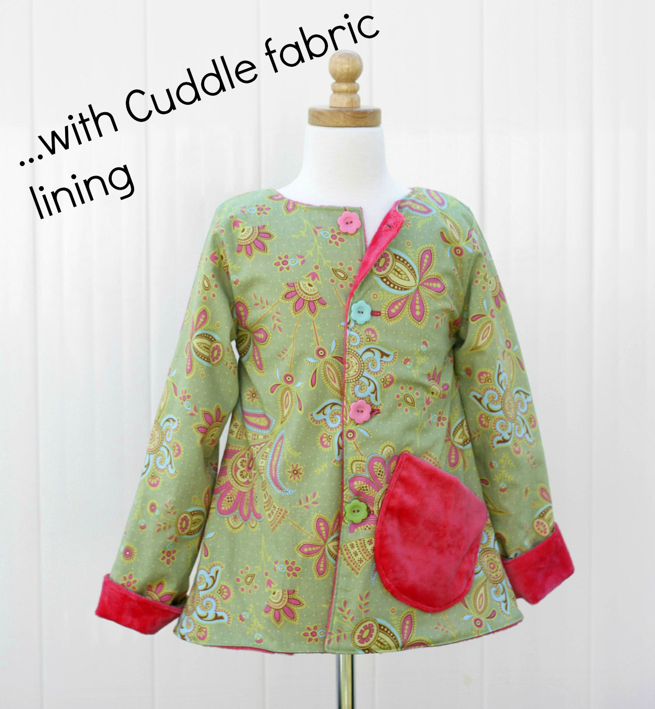 Fresh Reversible Jacket Sewing Pattern Whimsy Couture Sewing Jacket Sewing Patterns Of Adorable 41 Models Jacket Sewing Patterns