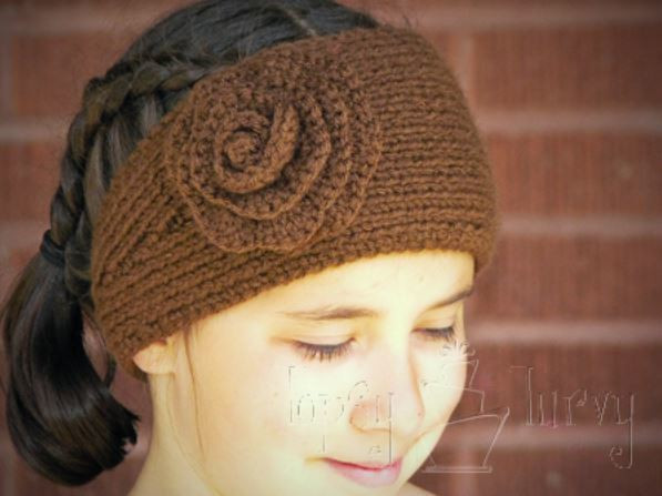 Fresh Ridiculously Simple Knit and Crochet Headband Knitted Ear Warmers Of Unique 50 Images Knitted Ear Warmers