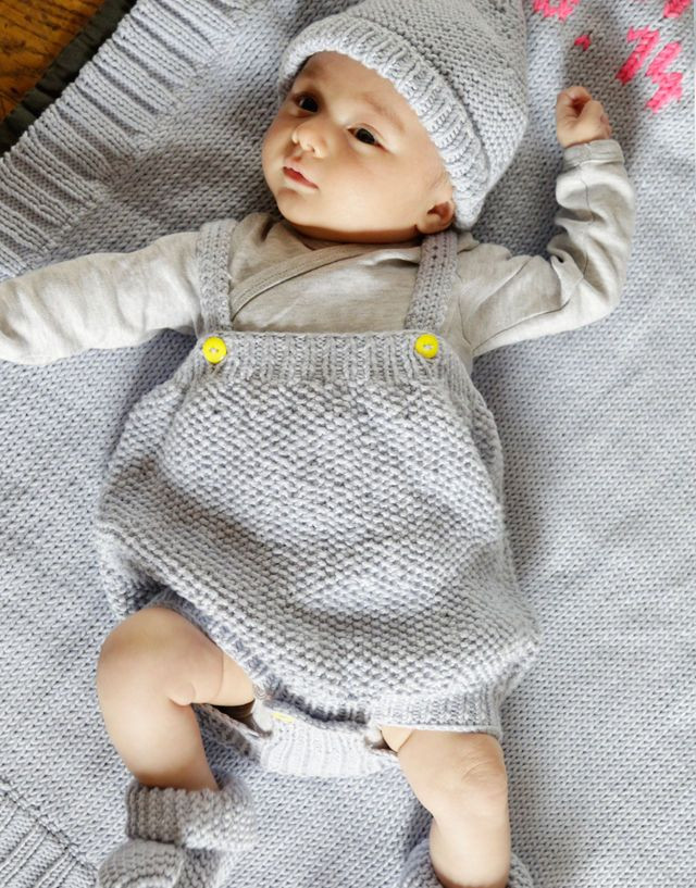 Fresh Roundhouse Rompers Kit Knit Kit Knitted Baby Romper Of Amazing 42 Ideas Knitted Baby Romper