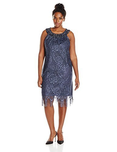 Fresh S L Fashions Women S Plus Size Crochet Halter Dress Plus Size Crochet Dress Of Attractive 46 Ideas Plus Size Crochet Dress