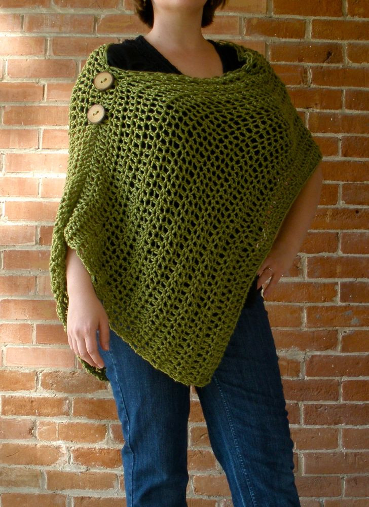Fresh Sarahndipities fortunate Handmade Finds Pinterest Ponco Crochet Of Great 49 Images Ponco Crochet