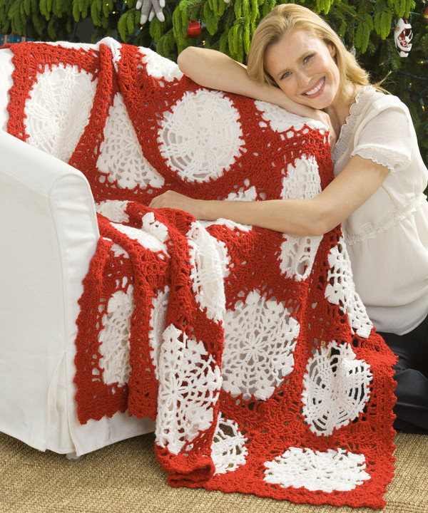 Fresh Scandinavian Snowflake Crochet Blanket Snowflake Blanket Of Lovely 50 Models Snowflake Blanket