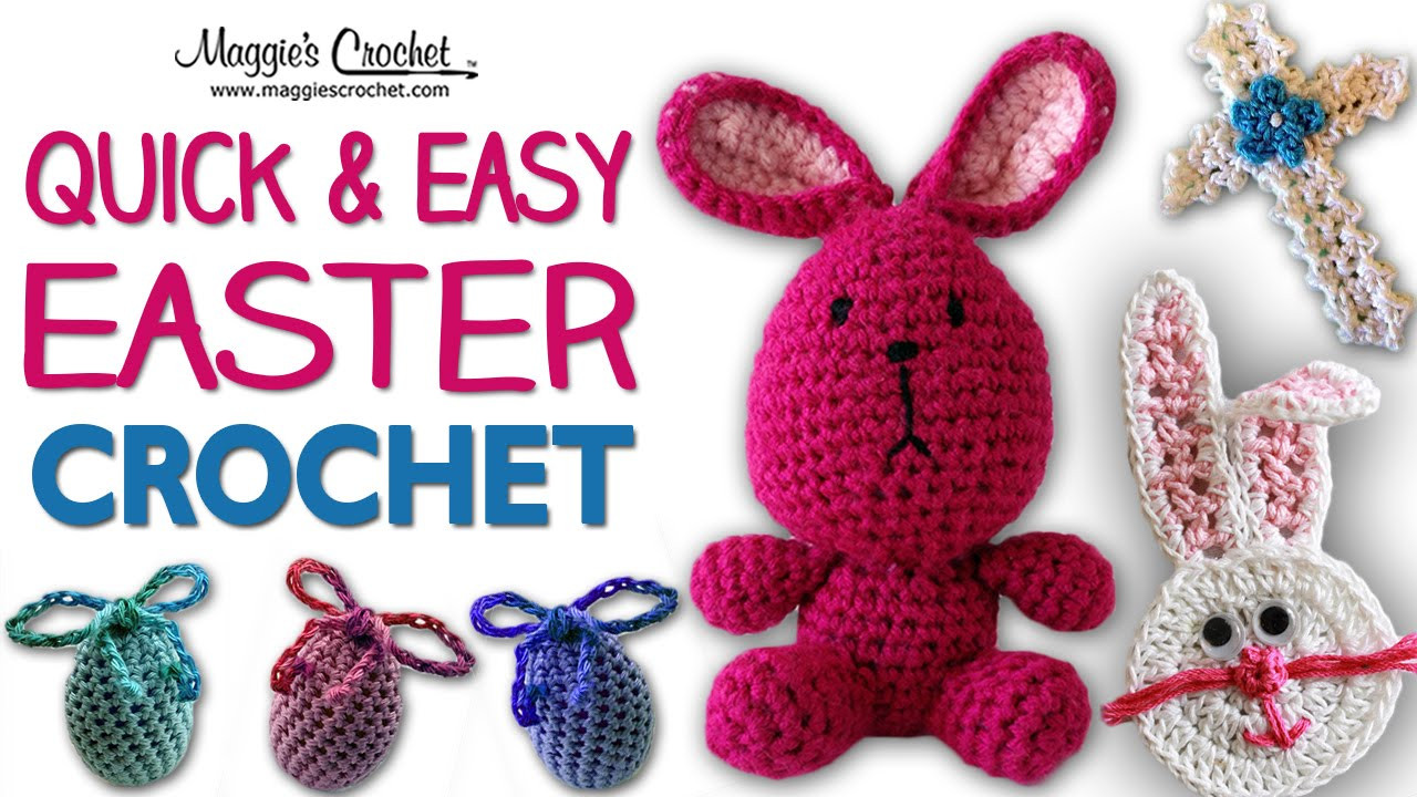 Fresh Small Easter Egg Free Crochet Pattern Right Handed Youtube Free Crochet Patterns Of Unique 42 Models Youtube Free Crochet Patterns