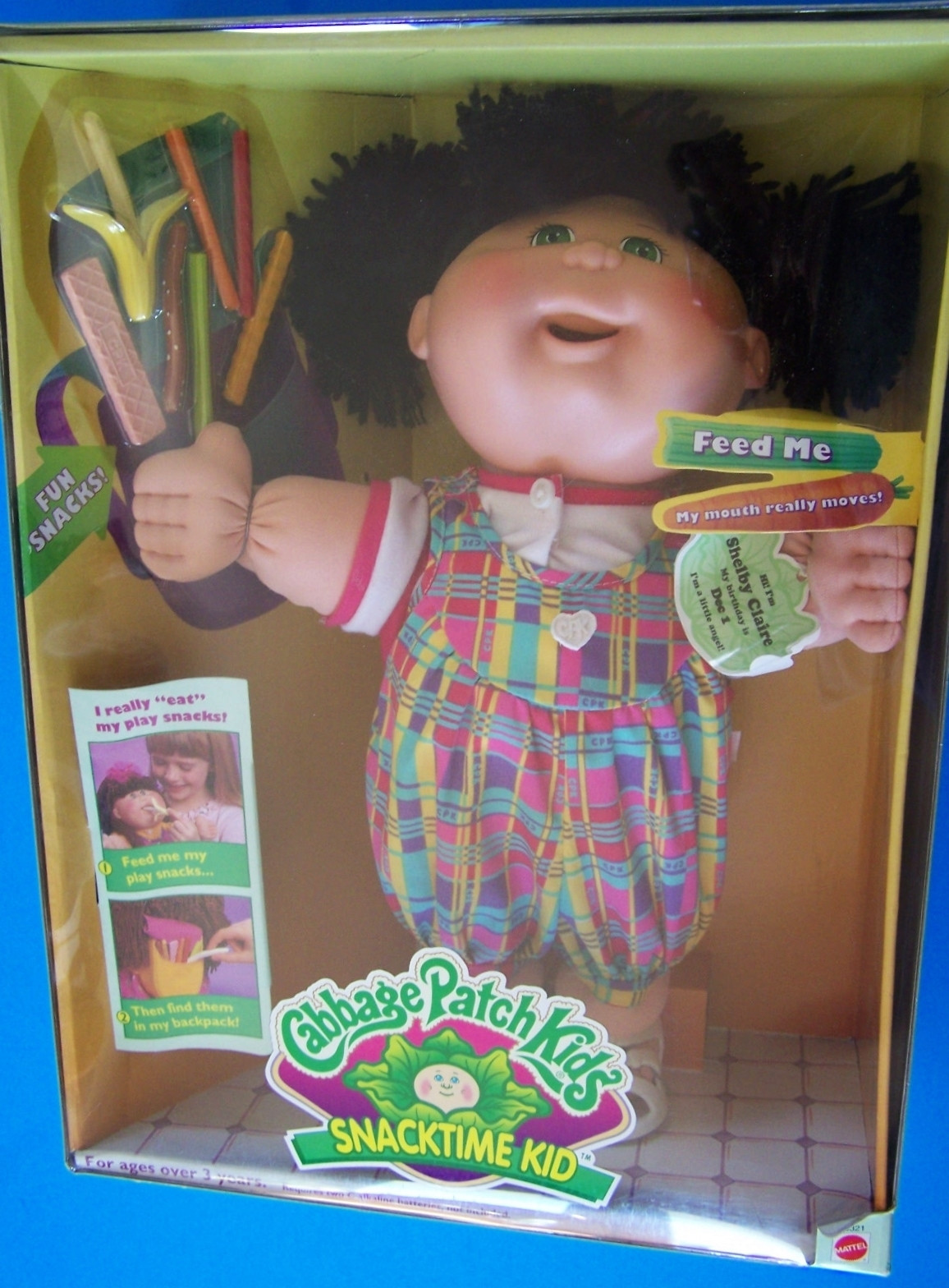 Fresh Snacktime Shelby Claire Cabbage Patch Doll Prices Of Innovative 49 Models Cabbage Patch Doll Prices