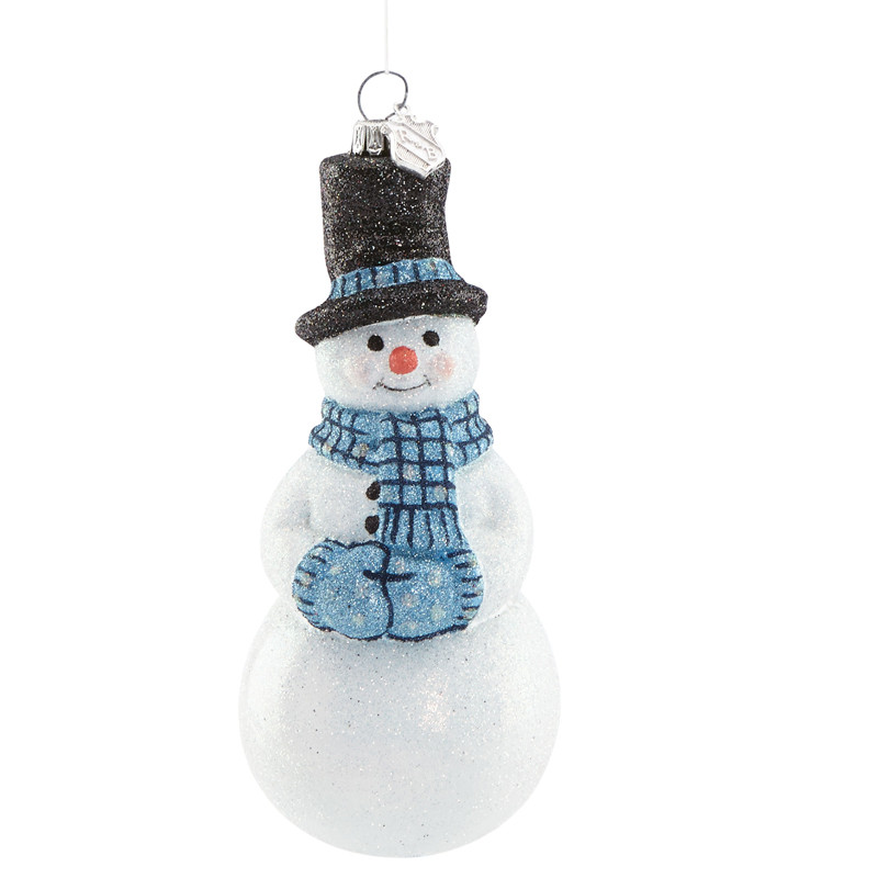 Fresh Snowflurries Snowman ornament 2016 Snowman Christmas Tree Decorations Of Adorable 46 Pictures Snowman Christmas Tree Decorations
