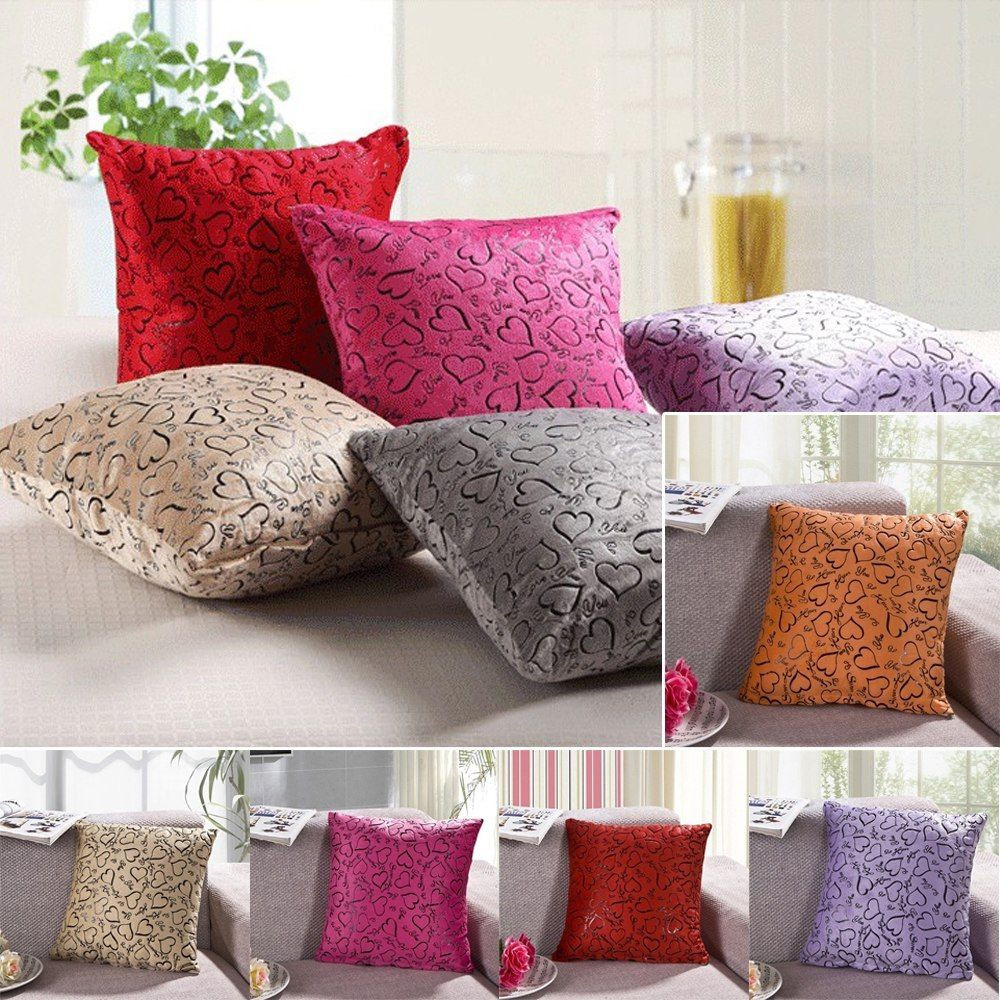 Fresh sofa Home Bed Decorative Throw Pillow Case Cushion Cover Patterned Throw Of Amazing 40 Photos Patterned Throw