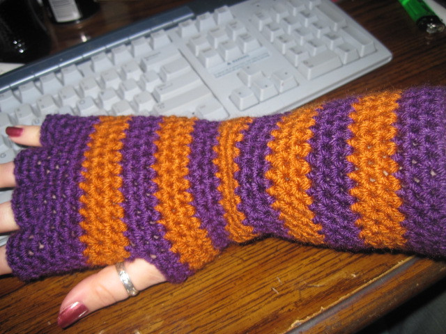 Fresh Striped Gloves with Half Fingers Crochet Gloves with Fingers Of Brilliant 50 Pics Crochet Gloves with Fingers