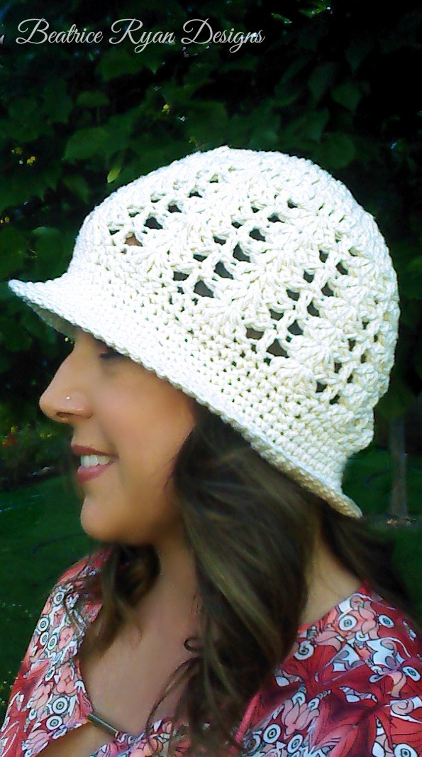 Fresh Sunshine and Shells Summer Crochet Hat Free Pattern Crochet Summer Hat Pattern Of Incredible 46 Photos Crochet Summer Hat Pattern