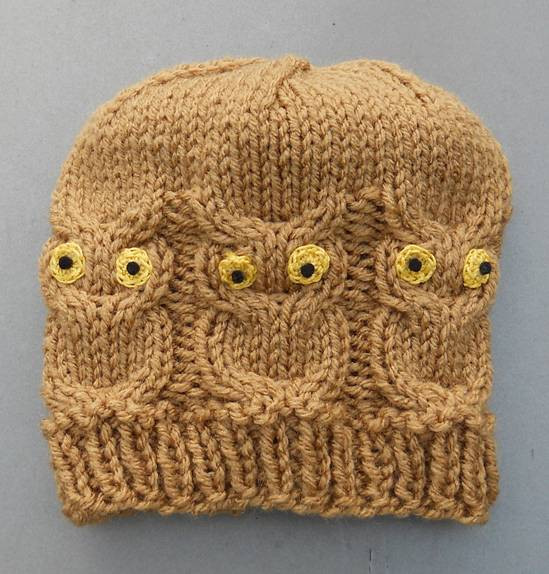 Fresh Suzies Stuff who Loves Ya Baby Knitted Owl Hat Of Amazing 40 Photos Knitted Owl Hat