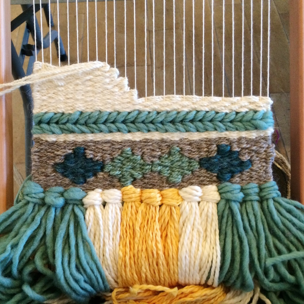 Fresh Tapestry Weaving with April Rhodes — Ktmade Hand Weaving Of Innovative 45 Ideas Hand Weaving