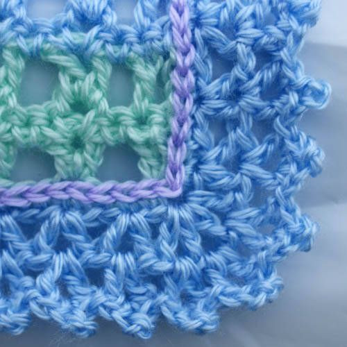 Fresh the 129 Best Ideas About Edgings Borders for Blankets Etc Crochet Edging for Baby Blanket Patterns Of New 43 Pics Crochet Edging for Baby Blanket Patterns