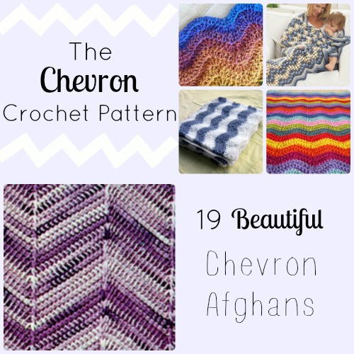 Fresh the Chevron Crochet Pattern 19 Beautiful Chevron Afghans Free Chevron Crochet Pattern Of Top 49 Models Free Chevron Crochet Pattern