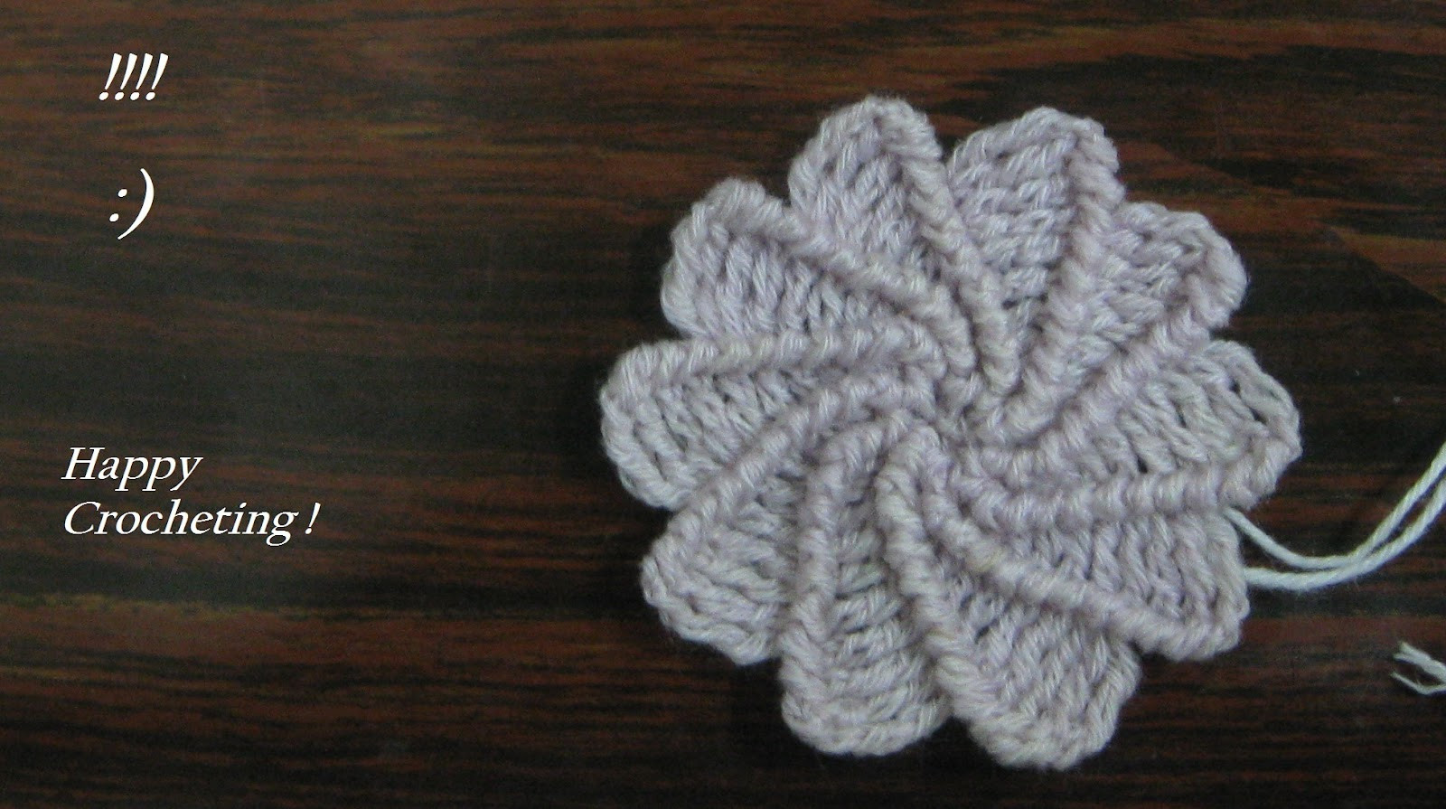 Fresh the Crochet Charm Spiral Flower Pattern Spiral Crochet Pattern Free Of Fresh 44 Models Spiral Crochet Pattern Free