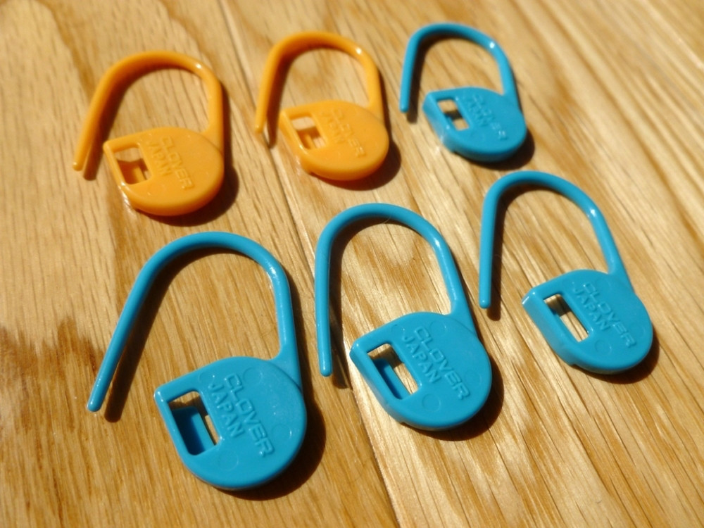 The gallery for Stitch Markers For Knitting