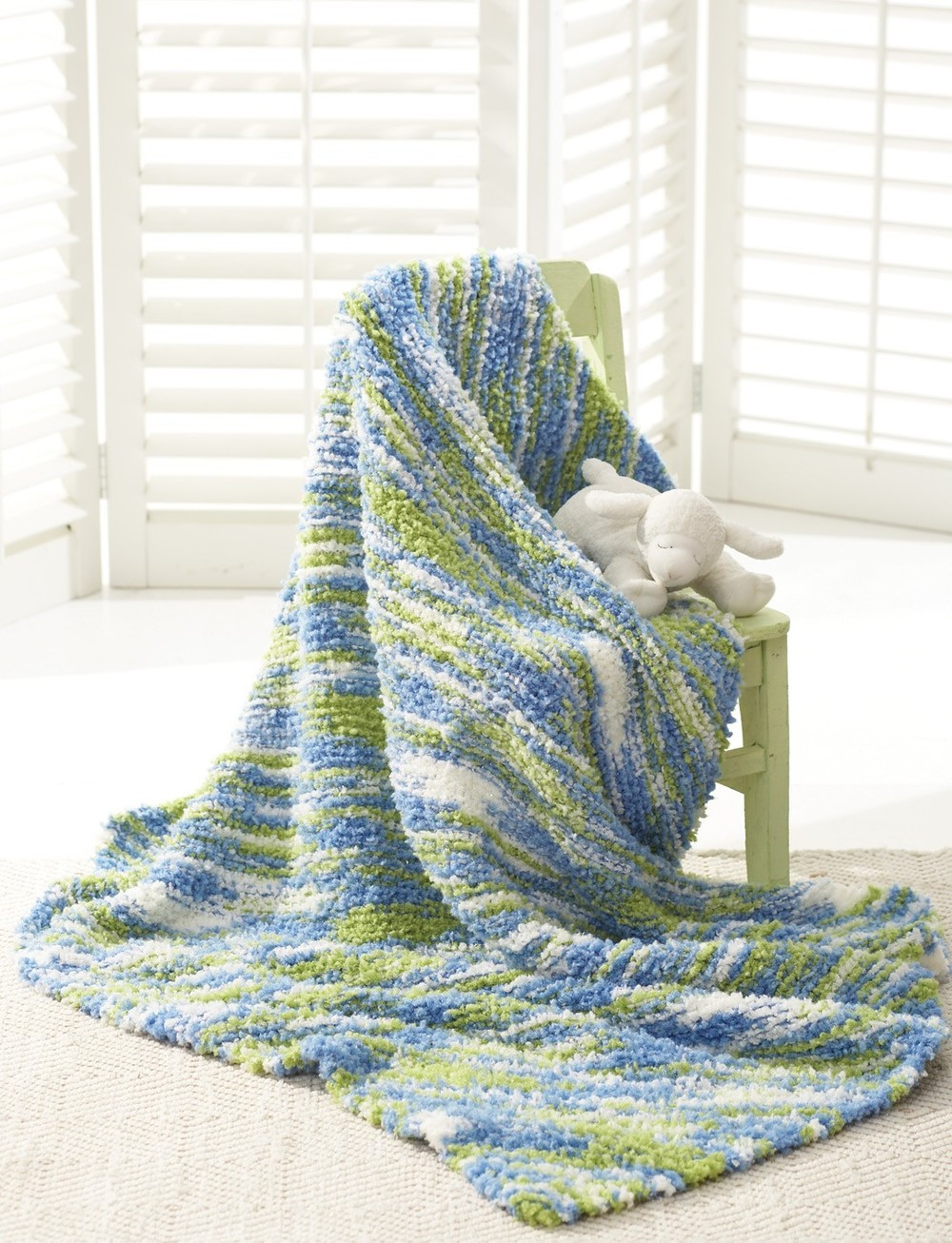 Fresh the Land and the Sea Baby Blanket Easy Knit Afghan Patterns Of Great 40 Pictures Easy Knit Afghan Patterns