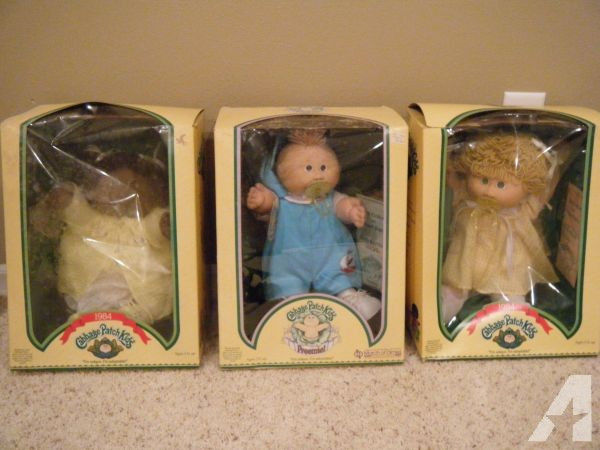 Fresh the original Cabbage Patch Kids Dolls for Sale In Cabbage Patch Kids for Sale Of Marvelous 47 Pics Cabbage Patch Kids for Sale