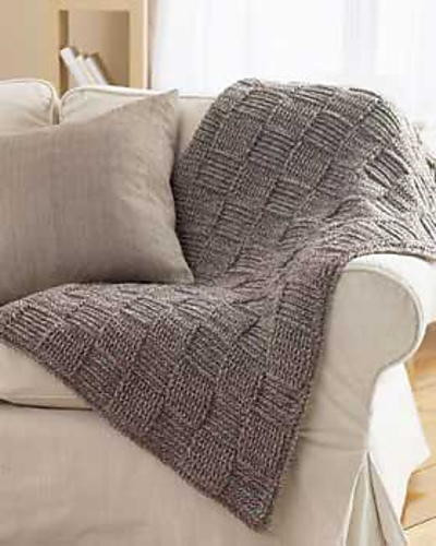 Fresh Thick Twist Basketweave Afghan Basket Weave Blanket Of Amazing 45 Models Basket Weave Blanket