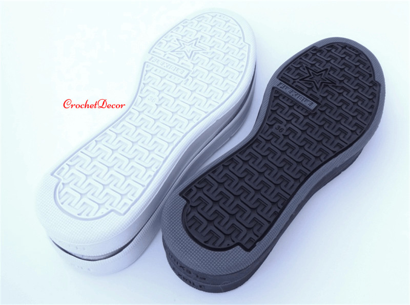 Fresh Tim Rubber sole for Crocheted Shoes Crochet Decor Rubber soles for Crochet Slippers Of Luxury 50 Models Rubber soles for Crochet Slippers