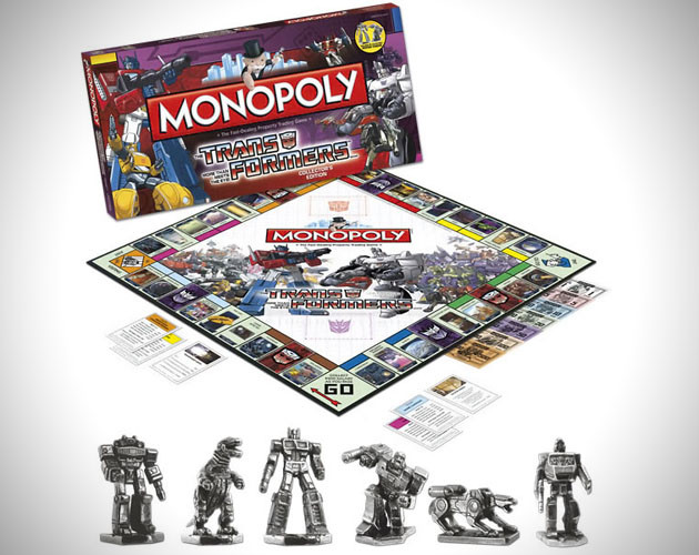 Fresh Transformers Edition Monopoly Monopoly Game Versions Of Gorgeous 40 Photos Monopoly Game Versions