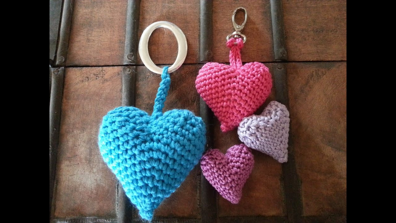 Fresh Tutorial Corazon 3d Crochet Ganchillo Youtube Crochet Tutorial Videos Of Lovely 41 Photos Youtube Crochet Tutorial Videos