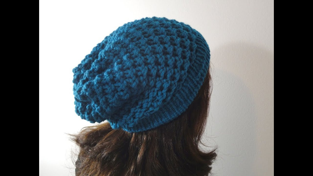 Fresh Tutorial On How to Loom Knit A Slouchy Beanie Hat Viyoutube Making A Hat On A Loom Of Attractive 43 Pics Making A Hat On A Loom