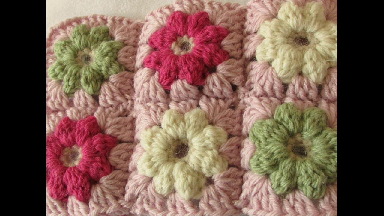 Fresh Very Easy Crochet Mini Puff Stitch Flower Baby Blanket Puff Crochet Of Great 49 Ideas Puff Crochet