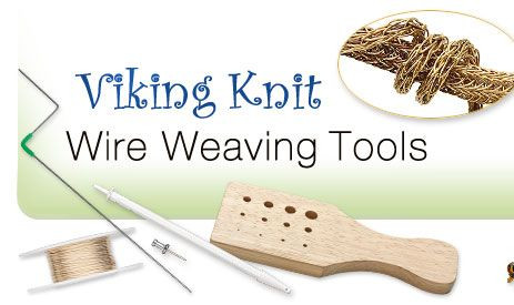Fresh Viking Knit Wire Weaving and Vikings On Pinterest Viking Knit tool Of Inspirational Beadizzy Finding that Elusive 'aha' Moment Viking Knit tool