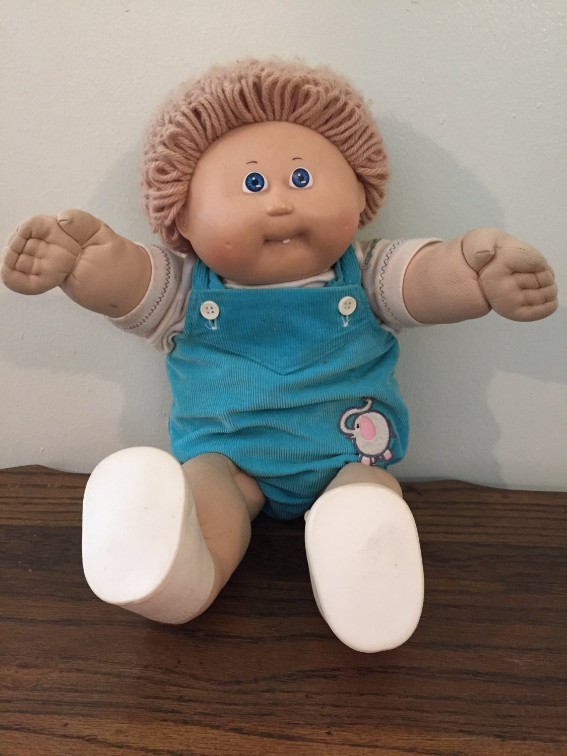 Fresh Vintage Cabbage Patch Kids Doll Luke Tyrone Collectible Cabbage Patch Dolls Of Luxury 42 Pics Collectible Cabbage Patch Dolls