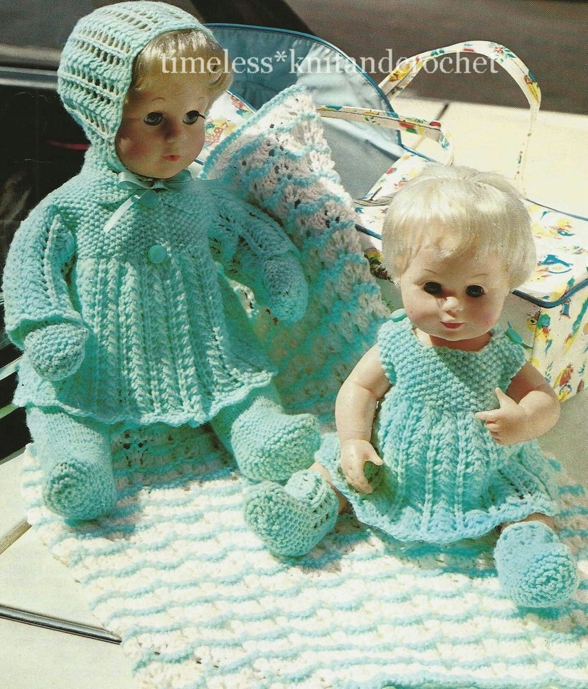 Fresh Vintage Knitting Pattern for Baby Doll Clothes & Pram Baby Doll Blankets Of Adorable 37 Images Baby Doll Blankets