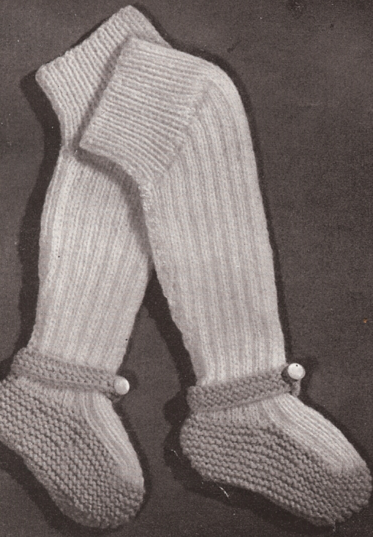 Fresh Vintageknitting Pattern to Make Baby Leggings socks Mary Baby socks Knitting Pattern Of Marvelous 40 Photos Baby socks Knitting Pattern