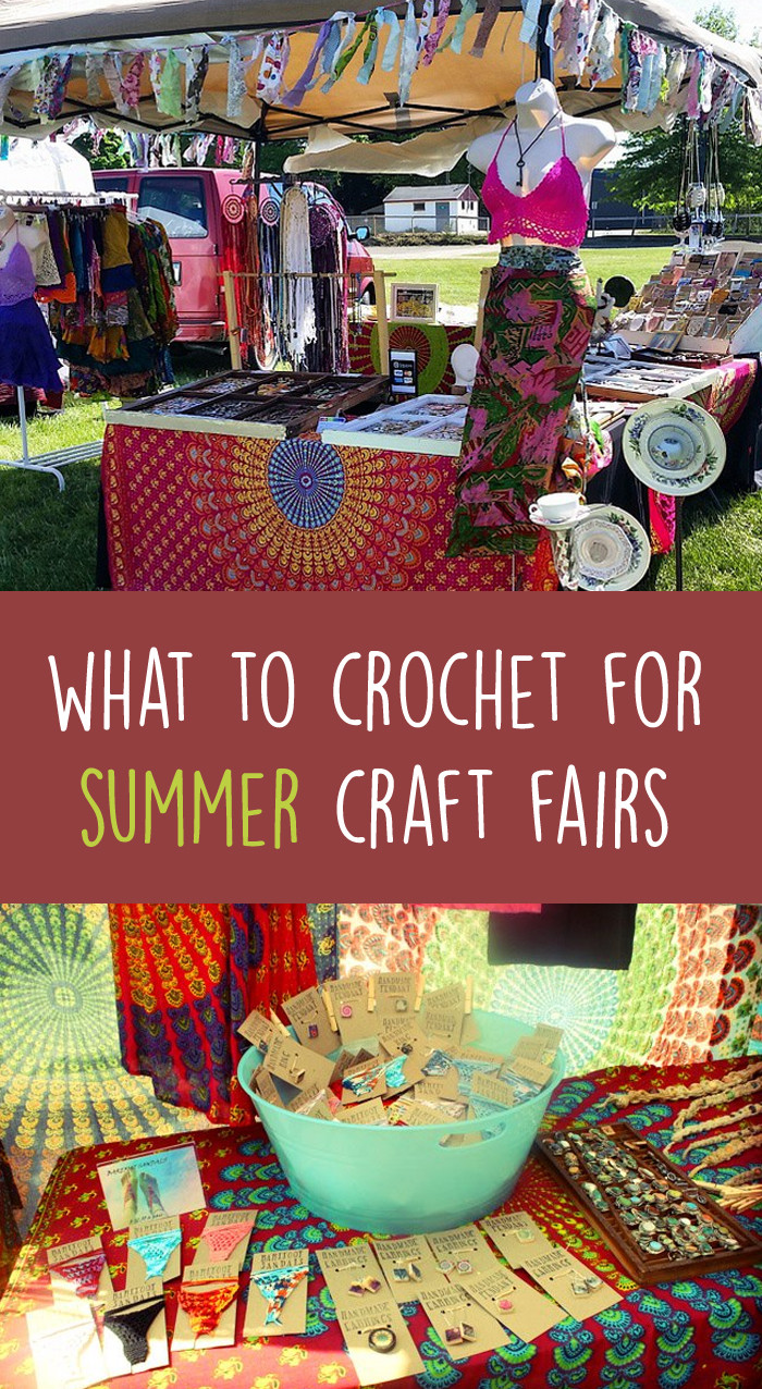 Fresh What to Crochet for Summer Craft Fairs Selling Crochet Of Top 47 Ideas Selling Crochet