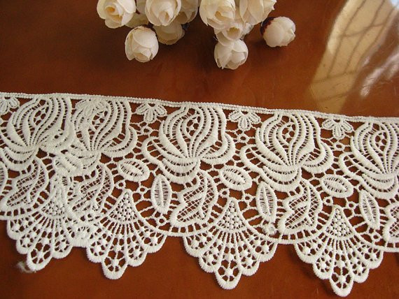 Fresh White Lace Fabric Crochet Lace Trim Retro Bridal Lace Crochet Lace Fabric Of Attractive 45 Images Crochet Lace Fabric