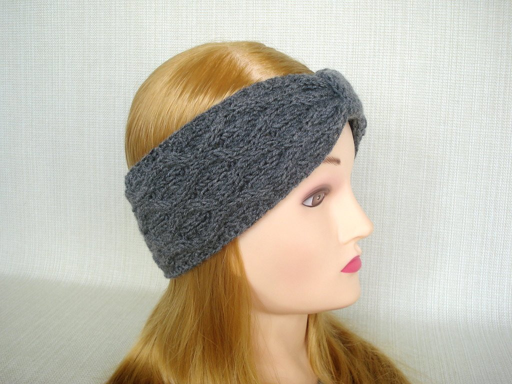 Fresh Winter Headband Knit Headband Knit Ear Warmer Knit Head Wrap Knit Winter Headband Of Charming 42 Pictures Knit Winter Headband