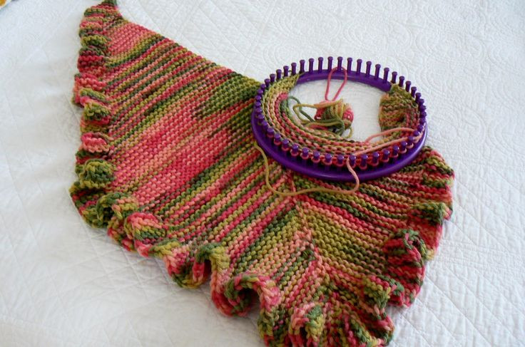 Wonderful Loom Knitting Patterns