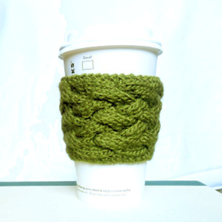 Fresh Woven Cable Coffee Cup Sleeve Pattern Purl Avenue Knit Coffee Cozy Of Luxury 48 Photos Knit Coffee Cozy