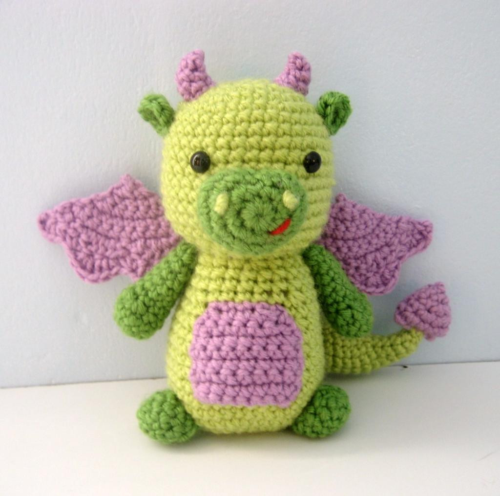 Fresh You Have to See Dragon Crochet Pattern by Amy Gaines Crochet Dragon Pattern Of Brilliant 50 Pictures Crochet Dragon Pattern
